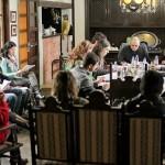 A leitura foi conduzida pelo diretor e roteirista Rogério Rodrigues, com a intenção de apresentar o roteiro, em seu 8º tratamento, pondo a prova as questões de enredo, personagens e estrutura narrativa.