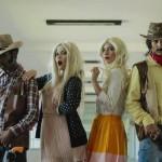 Emílio (Anderson Vieira), Nina (Duda Meneghetti), Antônia (Catharina Conte) e Rafael (Rodolfo Ruscheinsky)